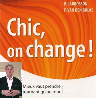 Chic on change ! - Philippe Van Den Bulke